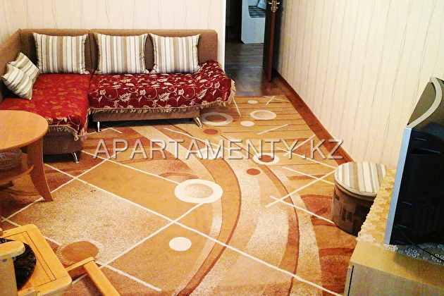 1-room apartment for daily rent, 1 MKR.