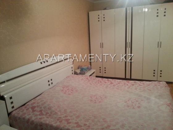 2-room apartment in the center of Karaganda