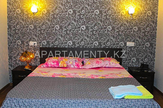 1-bedroom apartment for rent, Karaganda