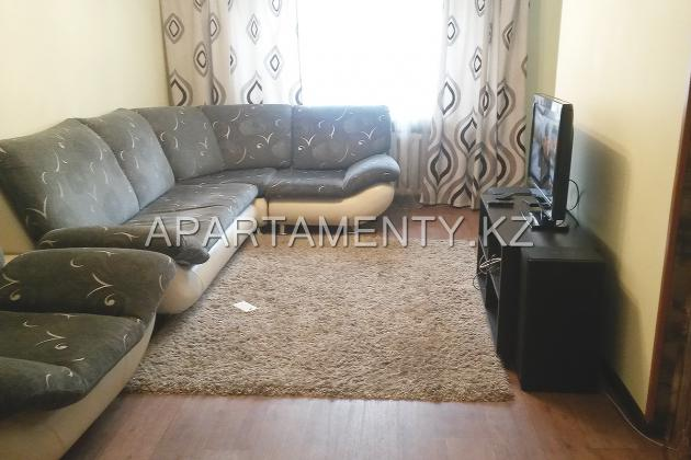 2-room apartment in Karaganda