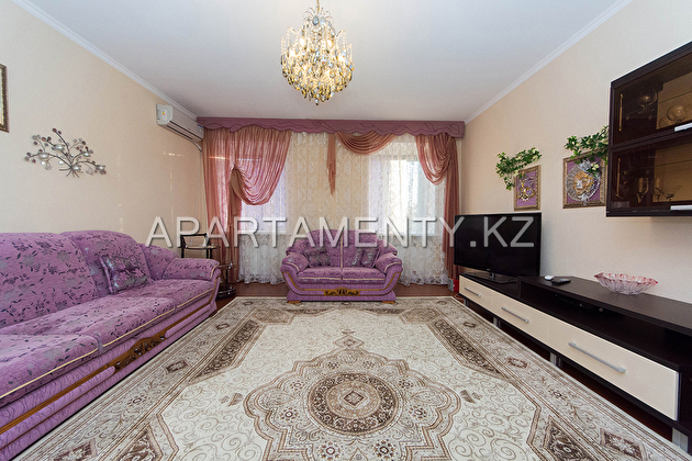 2 bedroom apartment for rent, st. Lenina 35
