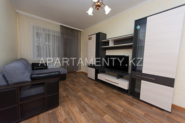 1-room apartment in the centre of Karaganda