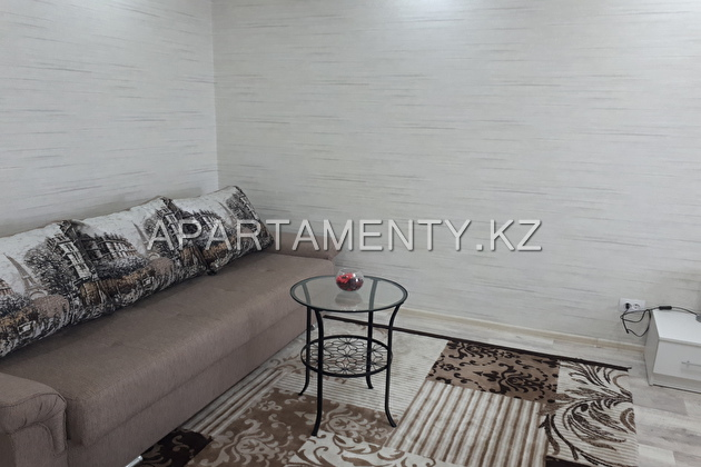 1-roomed flat for daily rent in  Karaganda