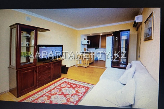 3 bedroom apartment for daily rent