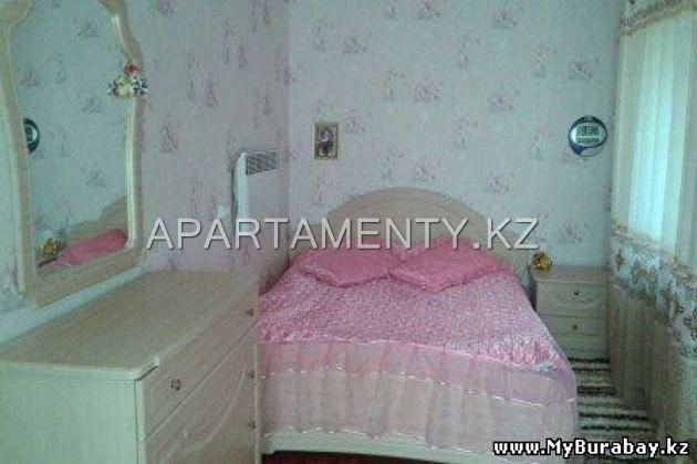 2-bedroom apartment for rent in Borovoye