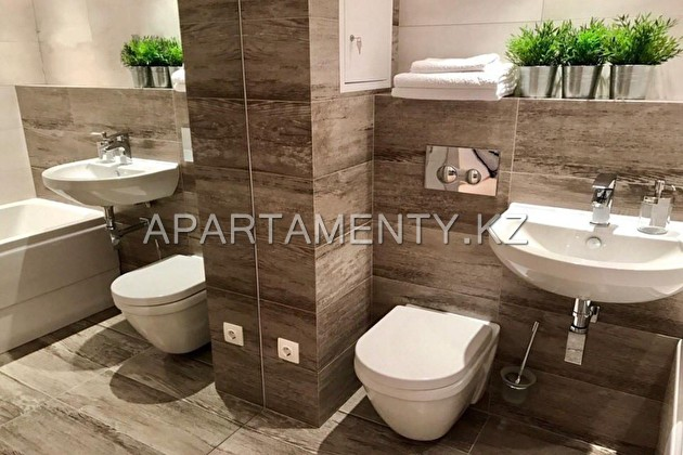 1-bedroom apartment for rent in Aktobe