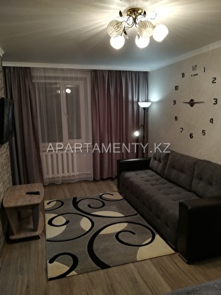 1-room apartment in Karaganda