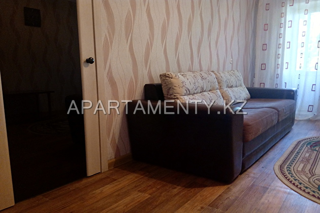 2-room apartment for daily rent in the city center