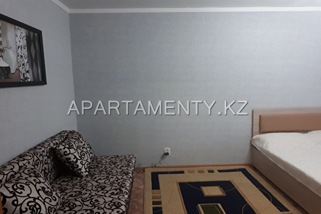 1-room apartment for a day in Karaganda