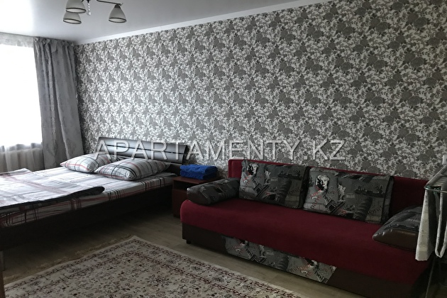1-room apartment for daily rent in the center of K
