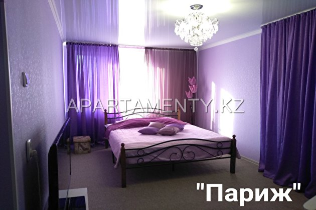 1-room apartments for rent in Kostanay