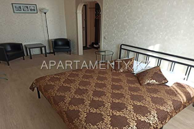 1-room apartment for daily rent, 5/3 Abylay Khan