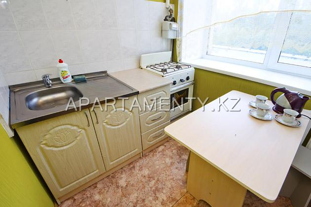 1-room apartment in the center of Karaganda