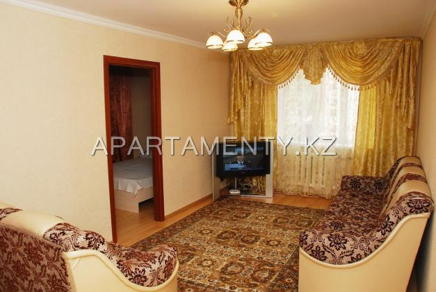 2-room apartments for rent