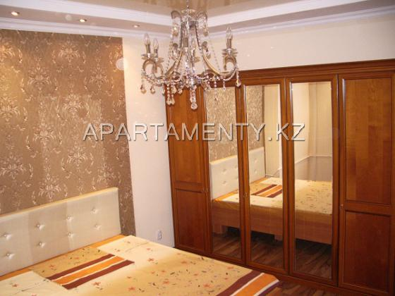 2-room apartment for daily rent, ul. Lobody 14