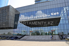 Kazmedia center in Astana
