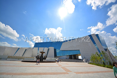 National Museum of the Republic of Kazakhstan. Museums of Astana.