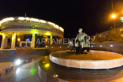 Entertainments of Karaganda. Cafes, bars and restaurants in Karaganda. Shopping in Karaganda.