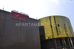 "The exhibition center ""Korme"". Expositions in Astana"